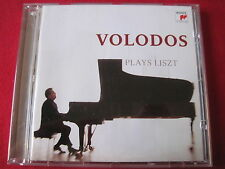 VOLODOS PLAYS LISZT - SONY CLASSICAL (CD 2007 GERMANY)