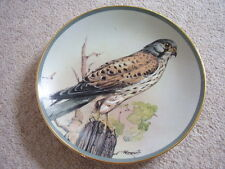 Hamilton Collection  England Porcelain plate,daylight Stalker,signed