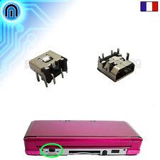 Connecteur de Charge pour Nintendo DS LITE 6 Broches à souder 6pin Argent