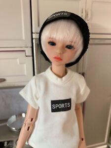 Gorgeous 1/6 bjd myou Rod barbie blythe size fullset lot blue eyes recast