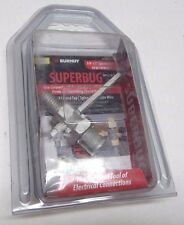 BURNDY SUPERBUG SB252TCCS 3/8 in. x 1 in. Space for #2 to 1/0 Wire  NEW