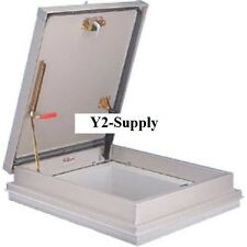 "NEW! Bilco L-20VM Galvanized Roof Hatch for Curb Installation-30""x96""!!"
