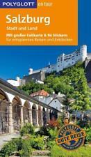 POLYGLOTT on tour Reiseführer Salzburg – Stadt und Land von Renate Nöldeke (2018, Taschenbuch)