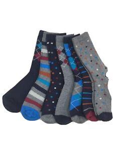 Next Boys Socks Size 4 To 6 1/2 New S 43