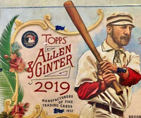 2019 Allen & Ginter - Pick From List - Complete Your Set #1 - #400
