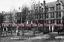 LA 198 - St Josephs Industrial School Stockport Road Manchester Lancashire c1920