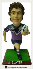 2009 Select NRL Superstar Sculpture Billy Slater (Storm)-Gift, Collectable