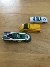 HO slot car bodies  - Excellent condition - New