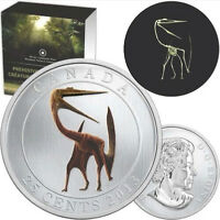 2013 Prehistoric Creature Glow In The Dark Dinosaur Coin - Ready to ship