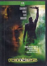 DVD ZONE 2--STAR TREK NEMESIS--STEWART/FRAKES/SPINER/BURTON/DORN/BAIRD