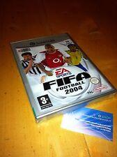 FIFA FOOTBALL 2004 PLAYER'S CHOICE-GAMECUBE/WII-NUOVO_SIGILLATO_ITA!GAME CUBE!!!