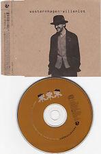 MAXI CD SINGLE 3T WESTERNHAGEN WILLENLOS DE 1994 MADE IN GERMANY