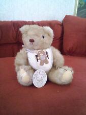 "Gorham Bear of the Month 1984 - 12"" Nicholas Novembear"