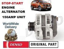 FOR KIA SPORTAGE CRDi AWD 7/2010-> NEW STOP START ENGINE 150amp ALTERNATOR UNIT