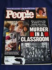 People Weekly, Selena: One year later, the Menendez verdict, Jackie O., 1996