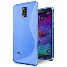 Case Samsung Galaxy Note 4 Silicone Case Slim Cover Case