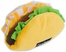 Taco Dog Chew Toy ))