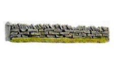 Javis PW1 Premier Roadside Dry Stone Walling Sections - Grey OO Gauge