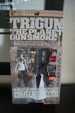 Trigun The Planet Gun Smoke Meryl Stryfe Action Figure with Set