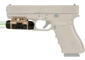 Viridian X5L-FDE Gen 3 Green Laser Sight w/ 500 Lumen Tactical Light - 930-0016