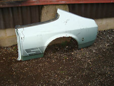 Ford Capri mk3 Rear 1/4 panel...was a N.O.S panel,been fitted.