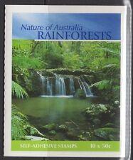 AUSTRALIA SGSB162 2003 FAUNA & FLORA $5 BOOKLET MNH