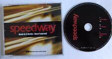 SPEEDWAY - GENIE IN A BOTTLE, 2003 ENHANCED CD. SINCD47.