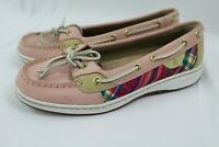 Women's Sperry Shoes Pink Size 7