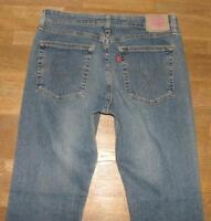 """LEVI`S 519 LOW FLARE Jeans / LEVIS Schlag-Jeans in blau Gr. 11L ca. W29"""" /L32"""""""