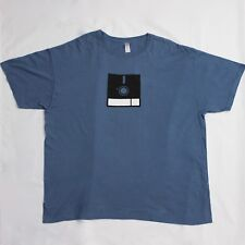 Genuine IBM Computer 'Floppy Disk' T-Shirt (Size 2XL)
