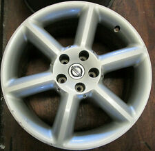 2003 2004 2005 NISSAN 350Z 18 INCH FACTORY ORIGINAL OEM REAR WHEEL RIM 62417