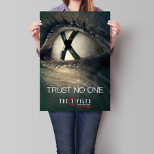 The X-Files Poster 2016 Miniseries Trust No One 16.6 x 23.4 in (A2)