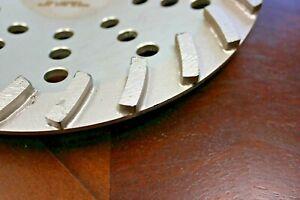 "Sawtec 10"" Diamond Cup Wheel - Concrete Grinding - Thinset Removal"