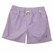 Ralph Lauren Polyester Checked Swimwear for Men