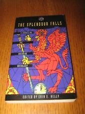 The Splendour Falls editd by Erin Kelly - 1st White Wolf PB ed (1995) Changeling