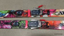 New listing Atomic Elysian women's telemark skis 159cm with bindings, *No Reserve*