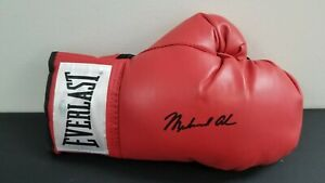 Muhammad Ali Signed Autographed Boxing Glove W/Steiner COA