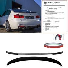 Sport-Performance Heckspoiler Hecklippe Kofferraumspoiler passend für BMW F30