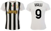 Maglia Vialli Juventus 2021 Juve ufficiale Home Luca Gianluca 9 Bianconera 2020