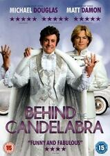 Behind The Candelabra (DVD / Michael Douglas / Matt Damon 2013)