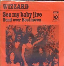 7inch WIZZARD see my baby jive HOLLAND EX ORANGE COVER