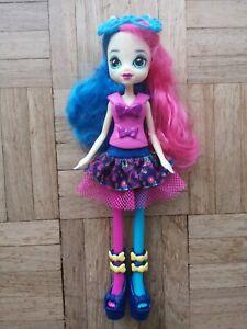 My Little Pony Equestria Girls Rainbow Rocks Neon Sweetie Drops Doll, vgc