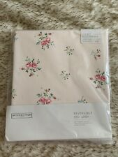 The Little White Company Cot Bed Set