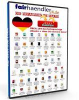 ÜBER 159 eBooks & mehr als 50 eCovers DEUTSCHES TOP-PAKET Sammlung PDF E-LIZENZ