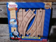 Fisher Price Thomas & Friends Wooden Railway  Switch Track  Pack