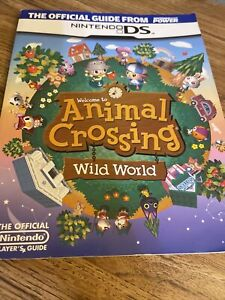 Animal Crossing Wild World Official Nintendo Player's Guide 2005 Paperback