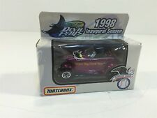 1998 Tampa Bay Devil Rays Inaugural Baseball Limited Edition Prowler Matchbox