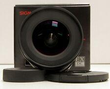 Sigma EX 10-20mm f/3.5 DC HSM AF Lens for Nikon