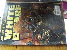 µ? Revue White Dwarf n°123 Warhammer Seigneur des Anneaux  Peindre semaphore ...