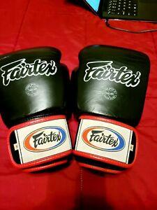FAIRTEX BOXING GLOVES URFACE X BGV21 MUAY THAI MMA RDX SANABUL KICKBOXING RIVAL